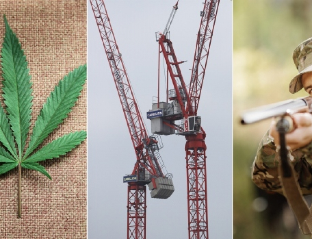 cbc masthead logo Windsor LIVEWindsorMore Streams Radio One Listen Live host picture HomeOpinionWorldCanadaPoliticsBusinessHealthEntertainmentTechnology & Science Video CanadaWindsor Here's what the other OCSs think of the Ontario Cannabis Store — their new acronym mate
