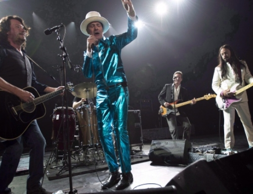 Tragically Hip goes into partnership with medical marijuana upstart