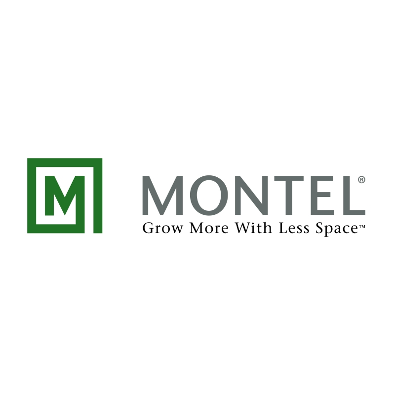 MONTEL Grow more with less space