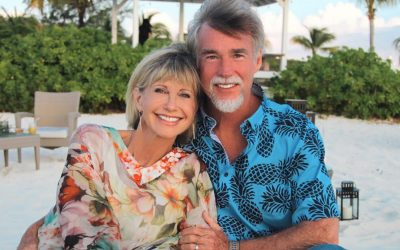 Cannabis treatment both personal and professional for Amazon John and Olivia Newton-John