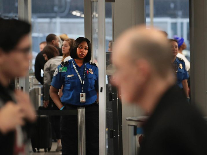 Agents for the Transportation Security Administration will no longer seize under three ounces (85 grams) of marijuana. /
