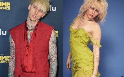 Are Miley Cyrus and Machine Gun Kelly the same person?