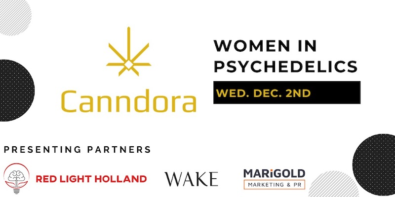 Championing Female Representation in Canada's Emerging Psychedelics Market