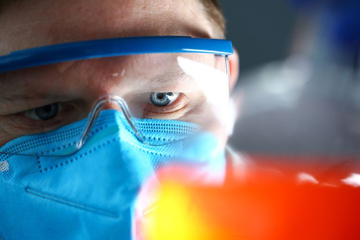 Lack of protective gear at cannabis labs could threaten weed supply