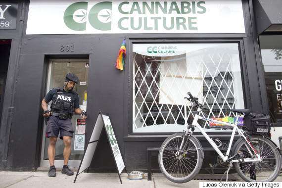 Culling Cannabis Dispensaries Exposes Trudeau's Hypocrisy