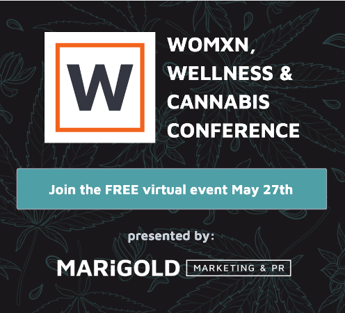 Marigold PR Organizes the First Free Virtual Global Womxn, Wellness and Cannabis Conference on May 27, 2020