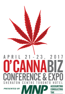 O'Cannabiz Conference & Expo presented by MNP Accounting 19+