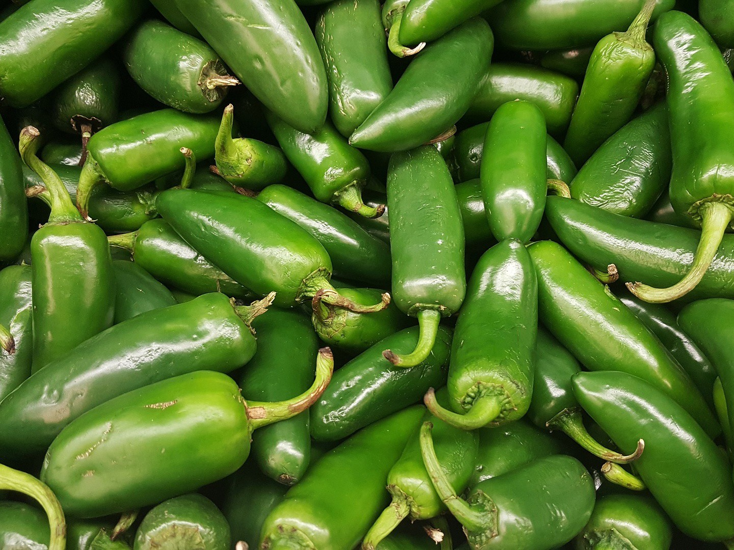 Police found approximately 121 kilograms of cannabis mixed in with the peppers. /