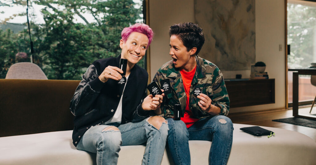 Rachael Rapinoe on the Science Behind Her Latest CBD Company, Mendi