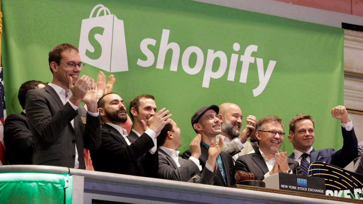 Ontario chooses Shopify to run online cannabis sales