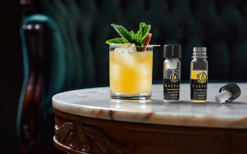Talking with Kendall Livingston About the Kalvara Cannabis Cocktail