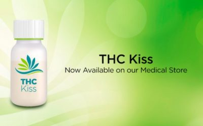 THC BioMed Ships Canada's First 10 mg Ready-to-Drink Cannabis Beverage Shot — THC KISS – to British Columbia and Second Order to Saskatchewan