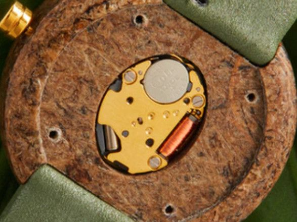 "The back-plate is easily removable to encourage a ""repair not replace"" approach. /"